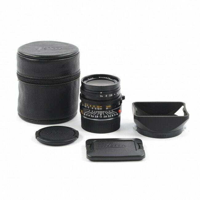 Leica 35mm f1.4 Summilux ASPHERICAL AA