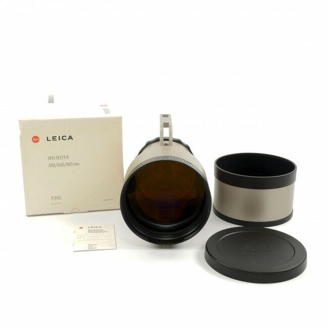 Leica 400/560/800mm APO-Telyt-R Module Lens Head + Box