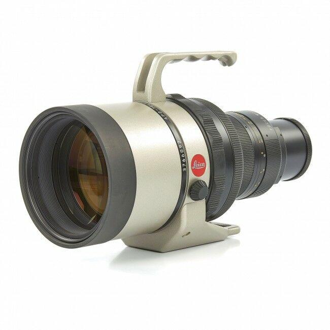Leica 400mm f4 APO-Telyt-R Module Lens Set
