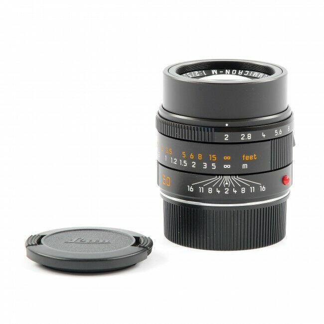 Leica 50mm f2 APO-Summicron-M