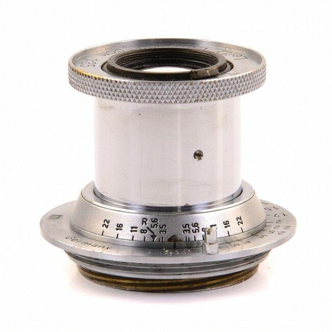 Leica 50mm f3.5 Elmar M39