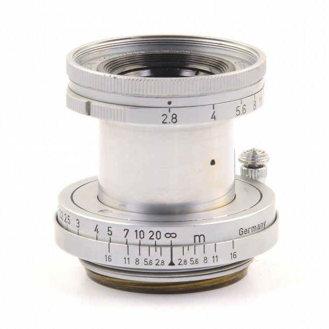 Leica 50mm f2.8 Elmar M39