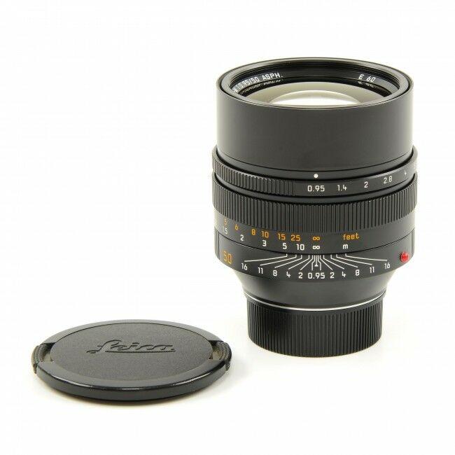 Leica 50mm f0.95 Noctilux-M ASPH