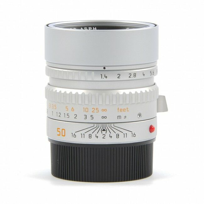 Leica 50mm f1.4 Summilux-M ASPH Pre Series Hermes Lens Only