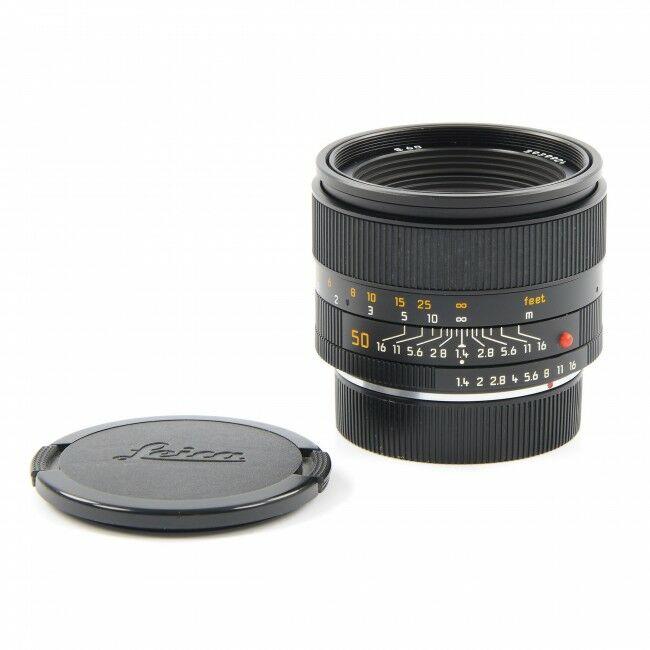 Leica 50mm f1.4 Summilux-R E60 ROM GERMANY