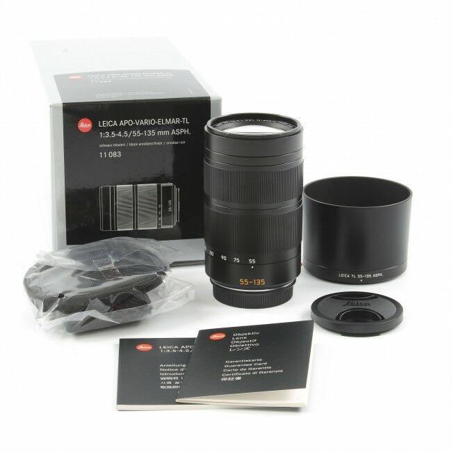 Leica 55-135mm f3.5-4.5 APO-Vario-Elmar-TL + Box