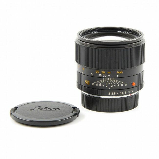 Leica 90mm f2 APO-Summicron-R E60 ROM
