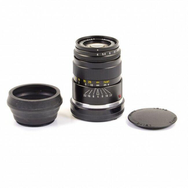 Leica 90mm f4 Elmar-C