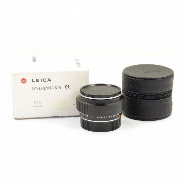 Leica APO-Extender-R 2x ROM + Box