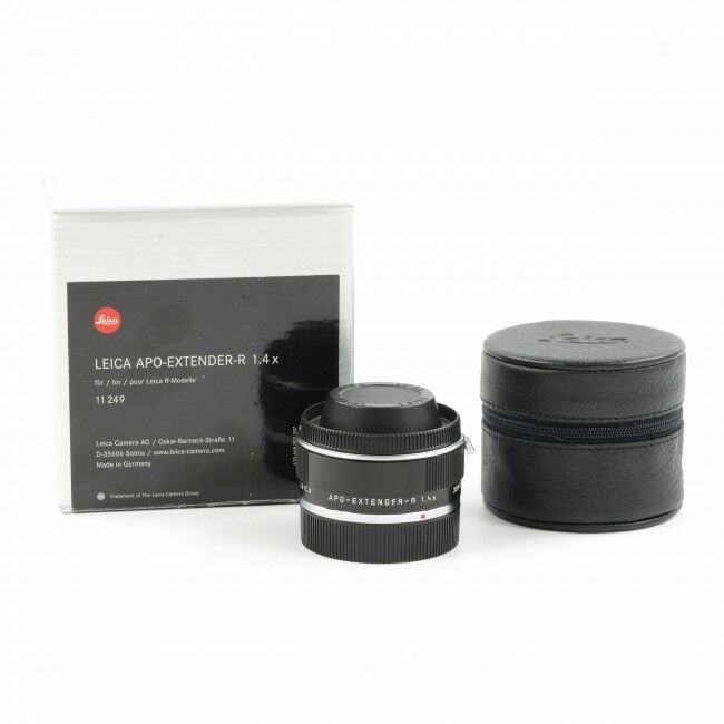 Leica APO-Extender-R 1.4x Single Cam + Box