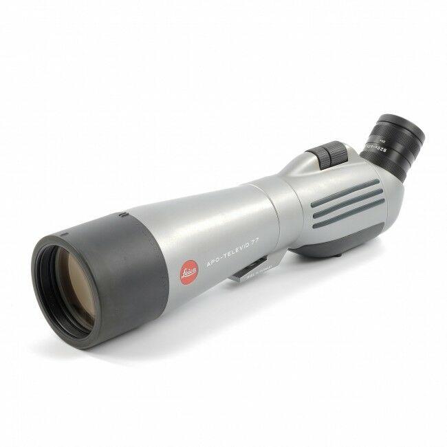 Leica APO-Televid 77 Spotting Scope + B20-60x Vario Occulair Eyepiece