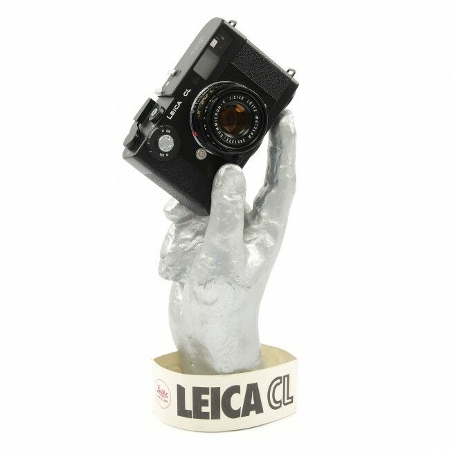 Leica CL Vintage Shop Display Hand - Camera Not Included