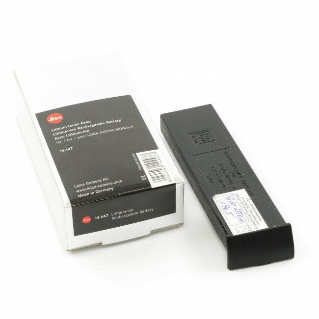 Leica Digital-Modul-R DMR Battery + Box