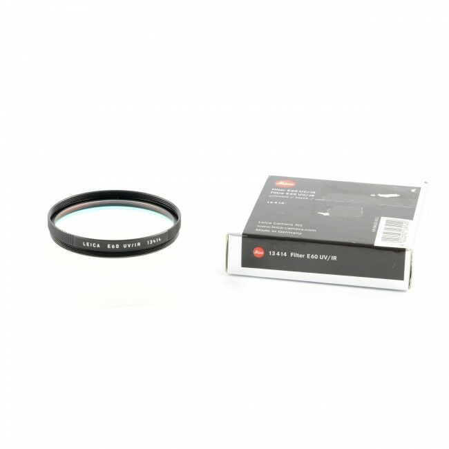 Leica E60 UV/IR Filter + Box