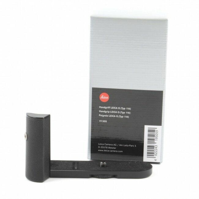 Leica Handgrip Leica Q (Typ 116) + Box