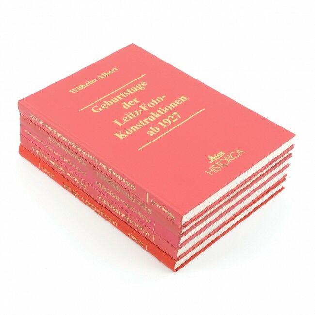 Leica Historica Books (Complete Set)