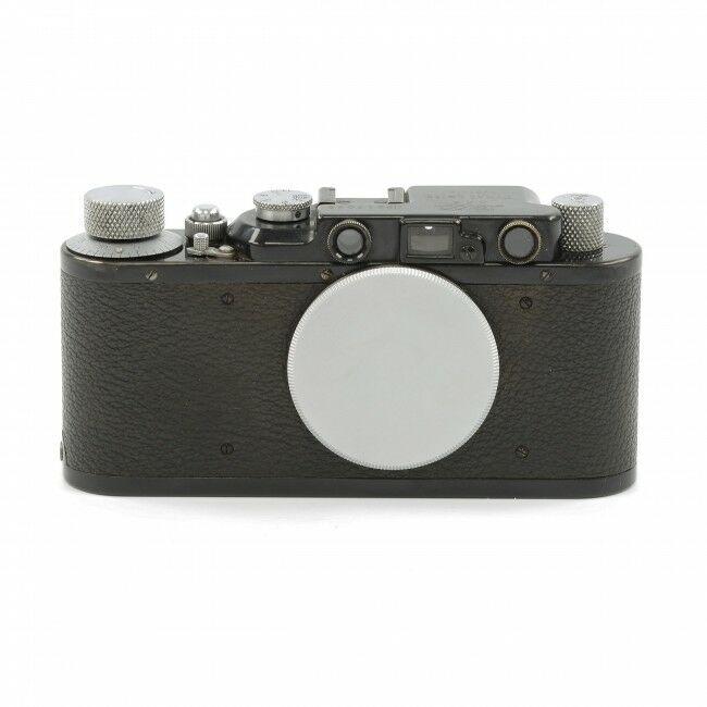 Leica II Black / Chrome