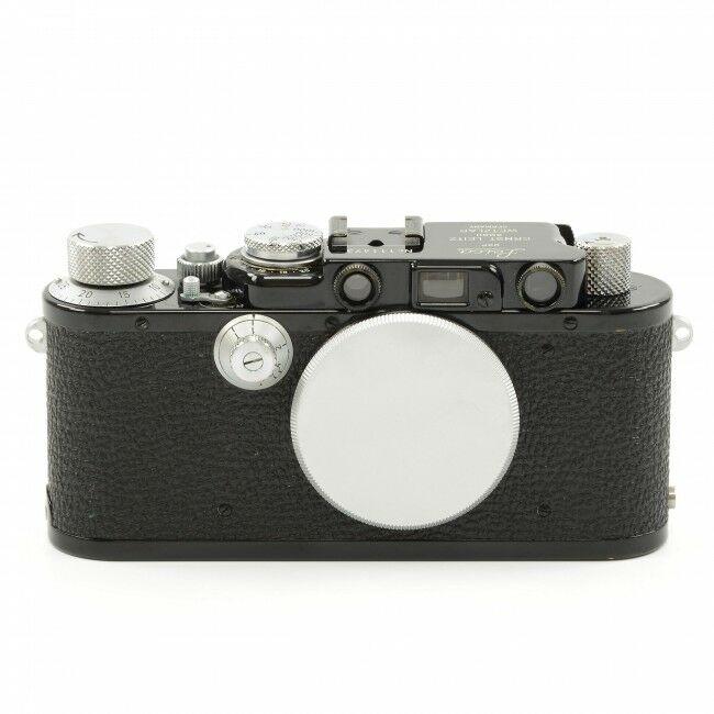 Leica III conversion IIIA Syn