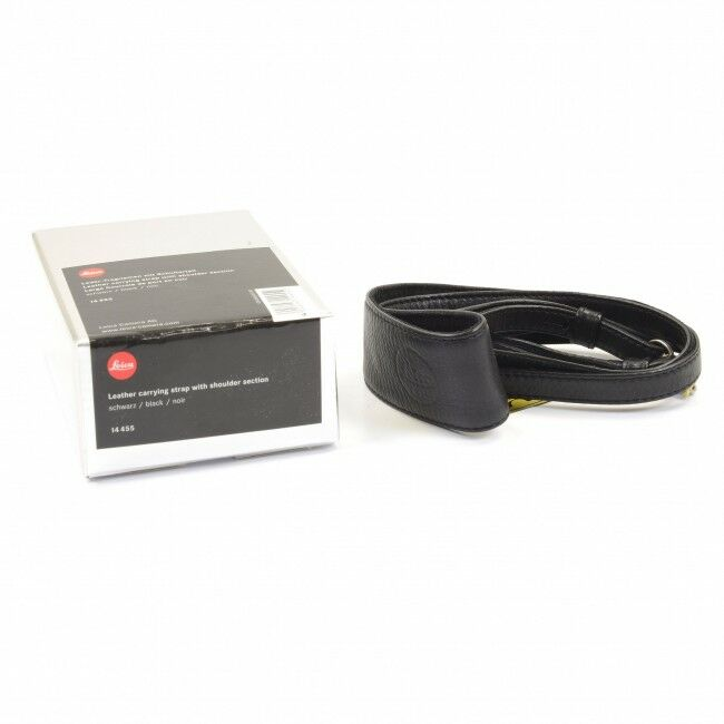 Leica Leather Strap + Box