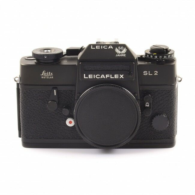 Leica Leicaflex SL2 50 Years Black