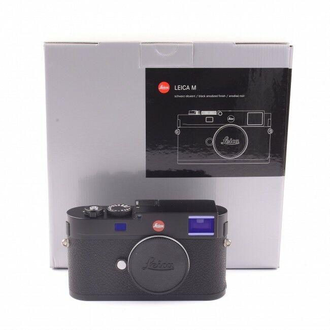 Leica M Typ 262 Black + Box