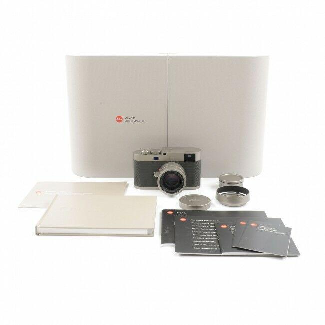 """Leica M Edition """"Leica 60"""" + Box"""
