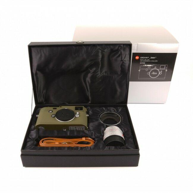 Leica M-P Safari Set + Box