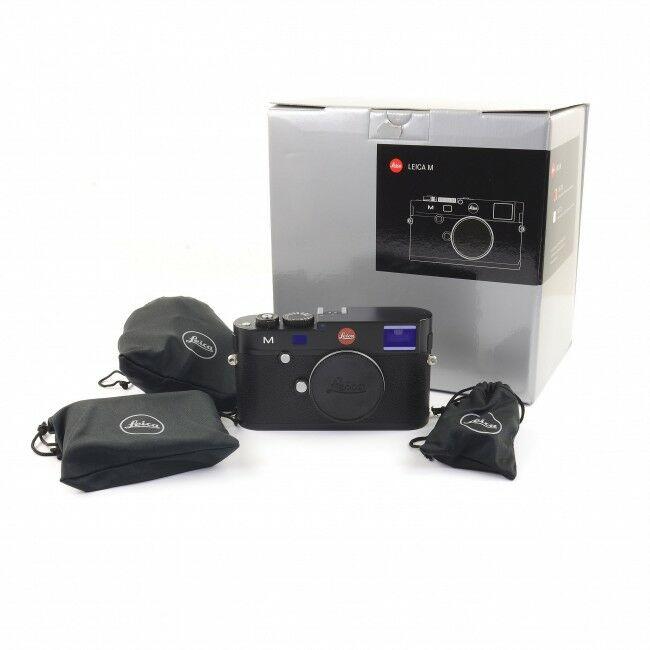 Leica M (Typ 240) Black + Box