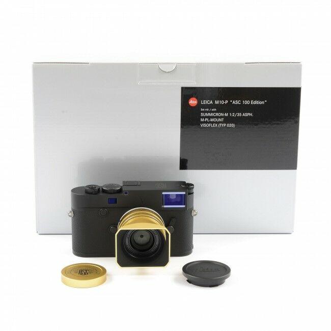 "Leica M10-P ""ASC 100 Edition"" Set + Box"