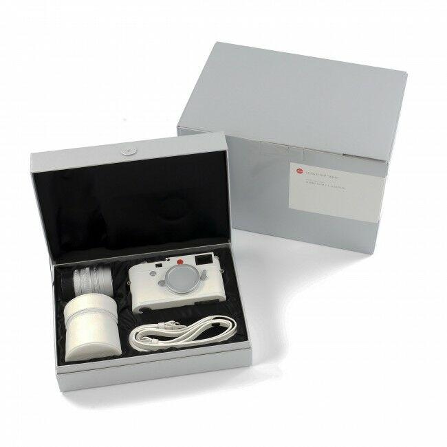 """Leica M10-P """"White"""" + Box"""
