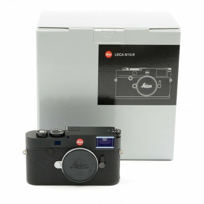 Leica M10-R Black + Box