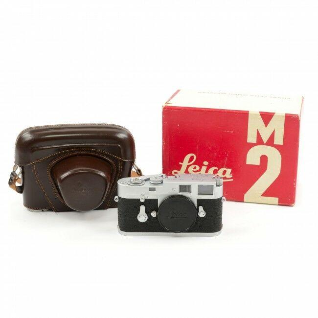 Leica M2 + Box