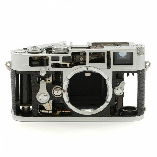 Leica M3 Prototype Cutaway