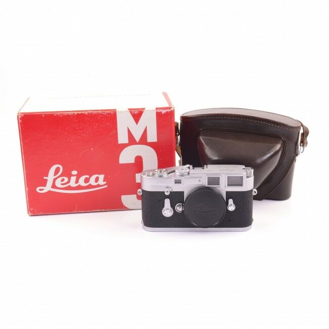 Leica M3 Single Stroke Silver + Box