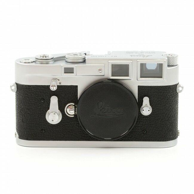 Leica M3 Single Stroke Silver