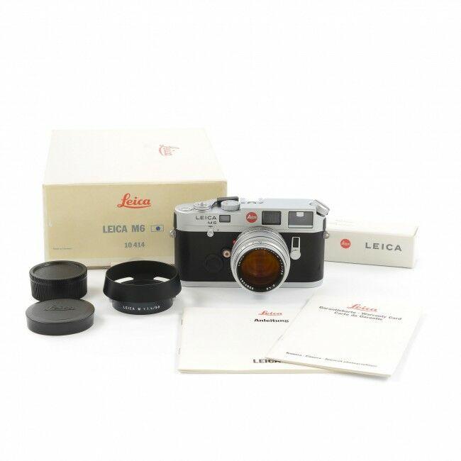 Leica M6 Traveller Set