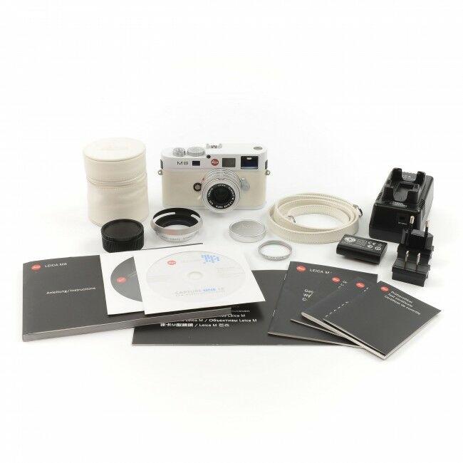 Leica M8 White Set