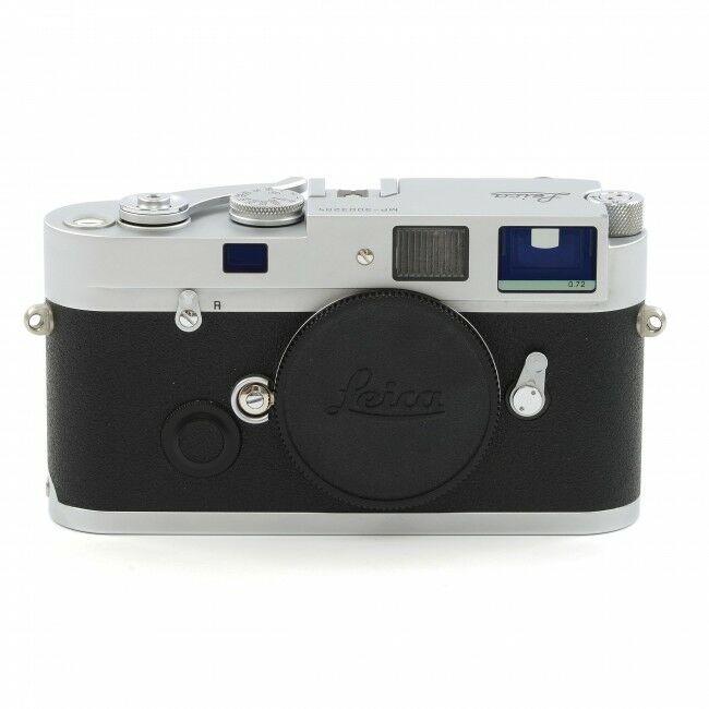 Leica MP 0.72 Silver
