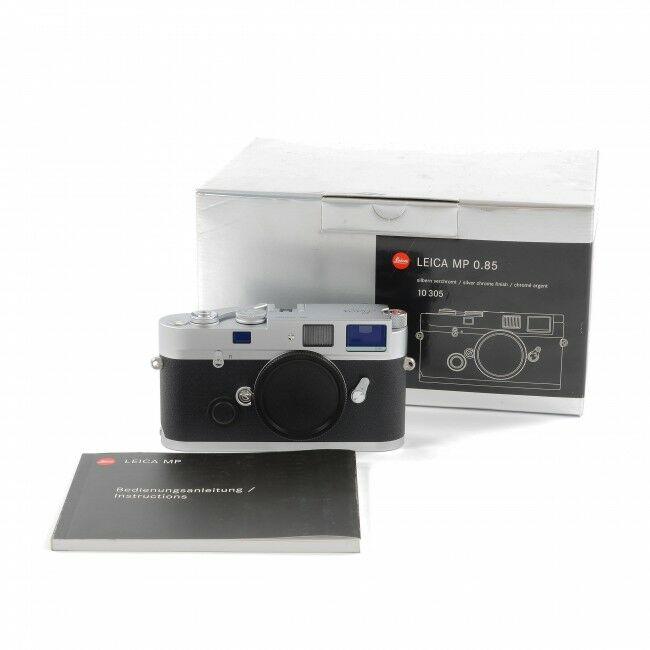 Leica MP 0.85 Silver + Box