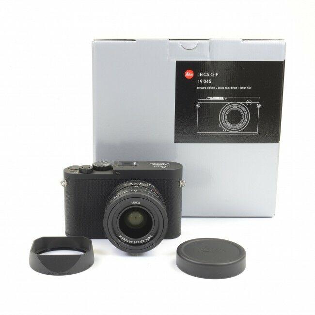 Leica Q-P (Typ 116) Black + Box