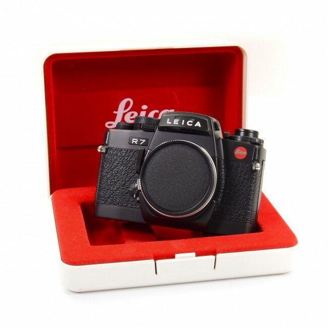 Leica R7 Black