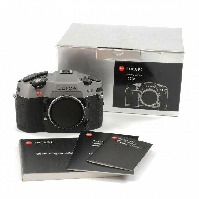 Leica R9 Anthracite + Box