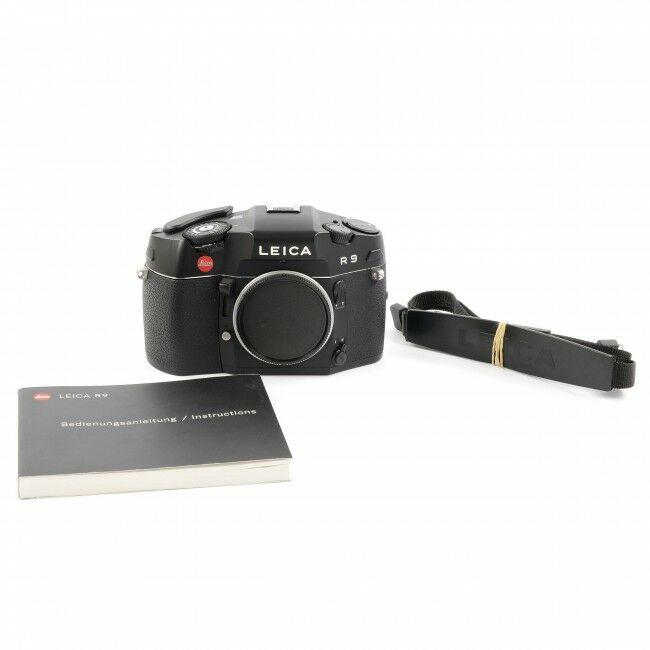 Leica R9 Black