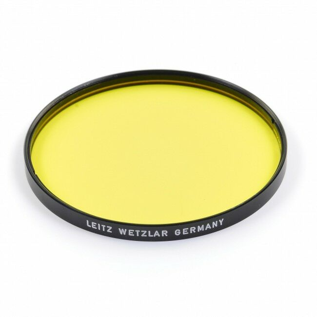 Leica Series VIII / IX Yellow 1 Filter + Box