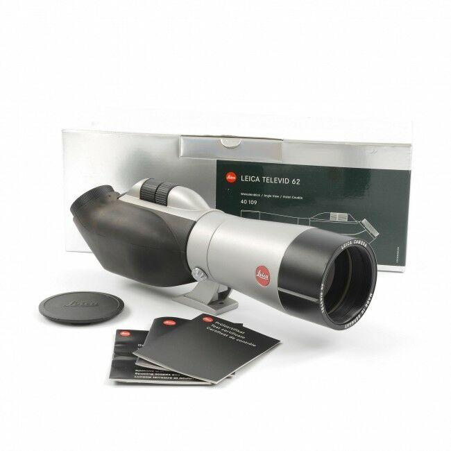 Leica Televid 62 Spotting Scope + Box