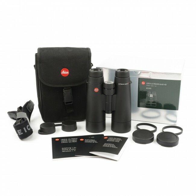 Leica 8x50 Ultravid HD-Plus Binoculars