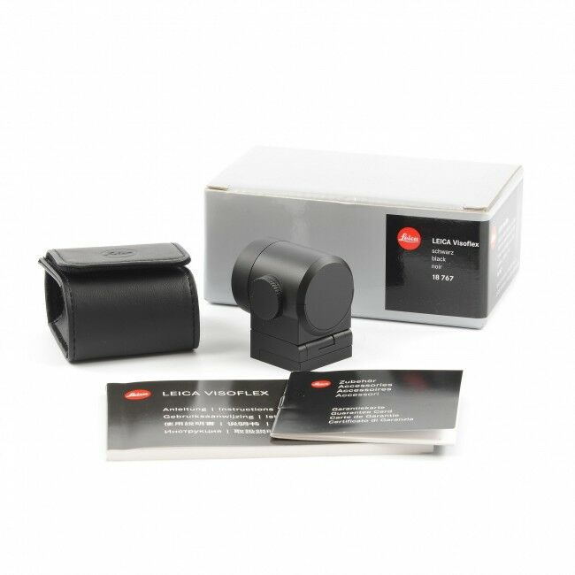 Leica Visoflex (Typ 020) Electronic Viewfinder For Leica T, TL, X (Typ 113) M10 + Box