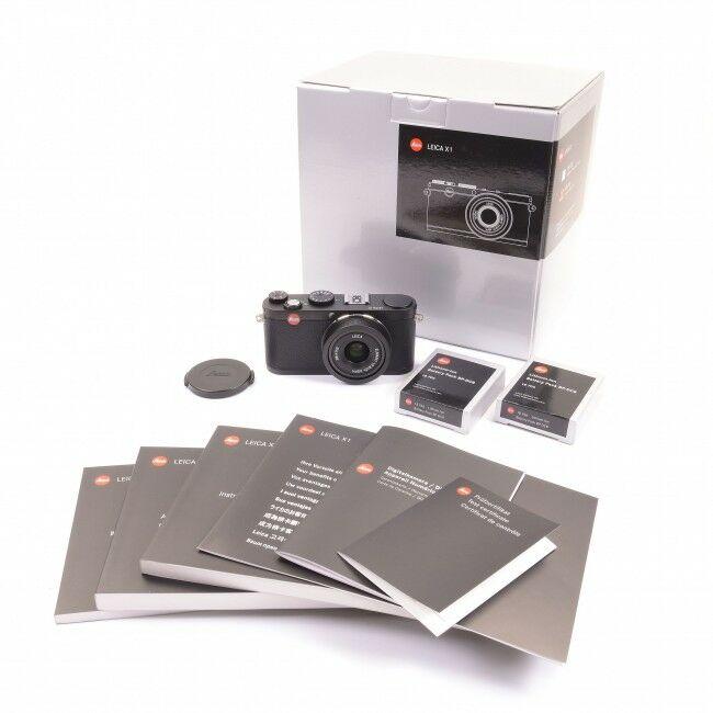 Leica X1 Black + Box