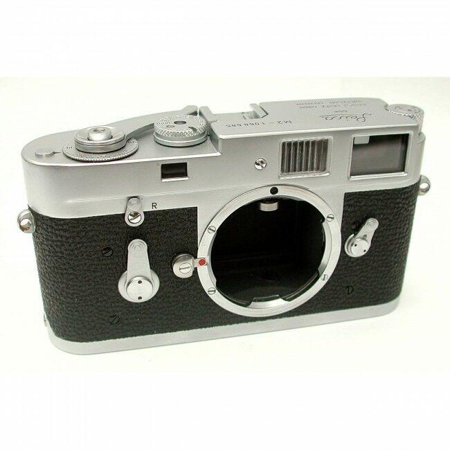 Leica M2 Chrome