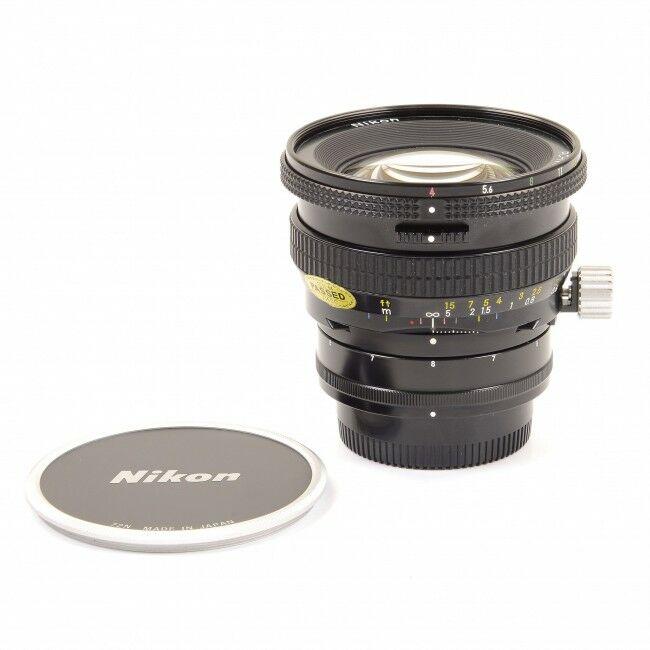 Nikon PC-Nikkor 28mm f4